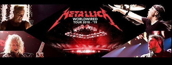 Worldwired Tour : Retour en Amérique du Nord